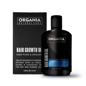 Organia Hair Growth Oil